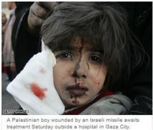 Палестинский ответ израильской агрессии неминуем
