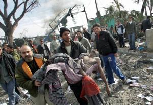 Истребление палестинского народа сродни геноциду в Южной Осетии, считают мусульмане России