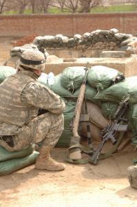 Армию США в Афганистане оставили без снабжения
