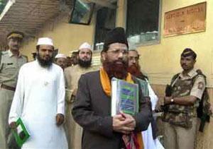 Руководители ведущих исламских организаций Индии