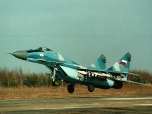 Россия передаст Ливану десять современных истребителей