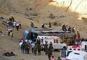Авария унесла жизнь 30 российских туристов