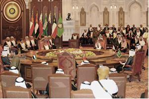 Заседание Совета кооперации стран Залива