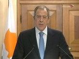 Лавров напомнил об арабской мирной инициативе