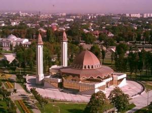 Соборная мечеть Нальчика