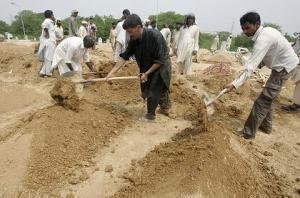 Трое убитых и пять искалеченных – результат очередного удара США по территории Пакистана