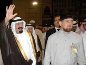 """Президент Чечни встретился с """"ваххабитским"""" лидером"""