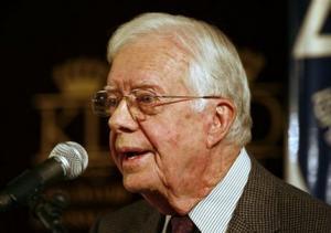 Джимми Картер: урегулирование на Ближнем Востоке невозможно без диалога с ХАМАС
