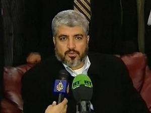 ХАМАС: Халед Машааль не говорил о перемирии