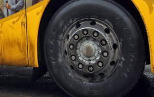 Автобус с российскими паломниками попал в аварию близ Баку