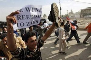 Исламские и международные организации призывают власти Ирака освободить Мунтадара Зайди