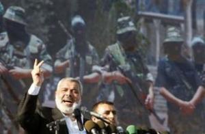 Палестинцы отметили годовщину создания ХАМАС
