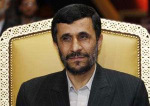 Махмуд Ахмадинежад поздравит британцев с Рождеством