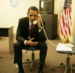 Член Конгресса США приняла звонок Обамы за телефонный розыгрыш и бросила трубку