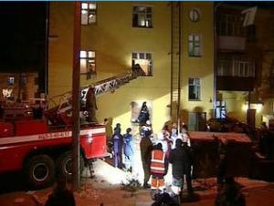 В Казани расследуют обрушение жилого дома