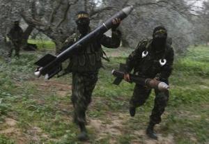 """ХАМАС"" атаковал военно-воздушную базу израильтян"