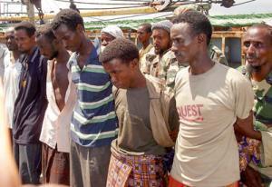 Союз исламских судов взялся за сомалийских пиратов
