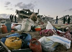 Война в Палестине глазами россиян