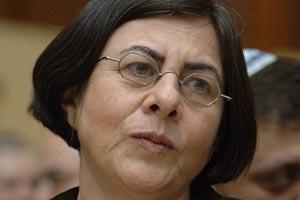 Анна Азари: Мы не примем ультиматум ХАМАС