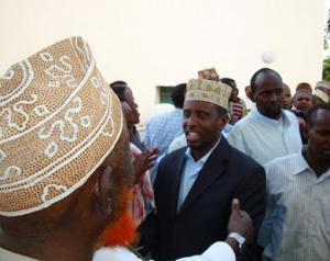 Президентом Сомали избран экс-лидер Союза шариатских судов
