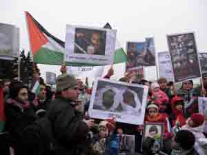 В Санкт-Петербурге прошел пикет против израильской агрессии в Газе