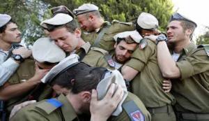Палестинские бойцы уничтожили 8 израильских солдат в селении Бейт-Лахия