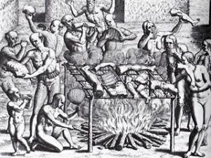 В арсенале европейской медицины традиционно присутствовала человечина
