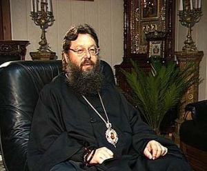 У архиепископа Кирилла угнали джип Toyota