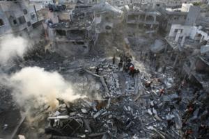 Во время израильского авианалета погиб один из руководителей ХАМАС