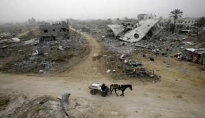 В секторе Газа катастрофически нехватает еды, лекарств, и даже воды
