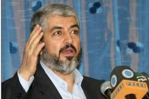 Халед Машааль обратился к европейцам с требованием признать легитимность ХАМАС