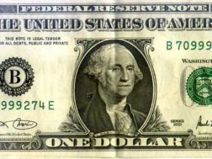 Курс доллара во вторник достиг 33 рублей
