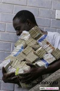 Сколько стоят сто триллионов зимбабвийских долларов?