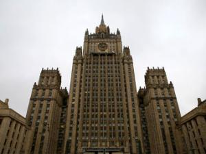 МИД РФ: Россия будет добиваться снятия блокады сектора Газа