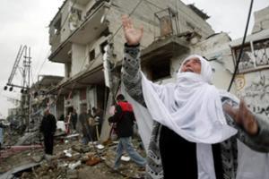 Самолеты МЧС России доставили гуманитарную помощь для сектора Газа