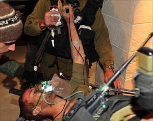Израильская армия понесла первые потери