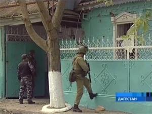 Очередная операция силовиков в Хасавюрте