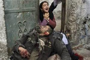 Улицы Газы переполнены трупами, а дети пухнут от голода