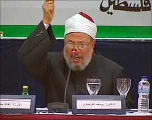 Шейх Юсуф Кардави осудил нападки на ХАМАС