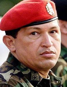 Чавес поддерживает ХАМАС и угрожает США