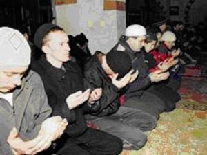 Россияне принимают ислам