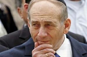 Слова премьера Ольмерта сопровождались палестинскими ракетами, бьющими по израильским целям