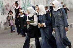 Более 200 тысяч детей вернулись за парты в секторе Газа