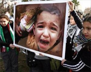 Акция: поддержим братьев и сестер в оккупированной Газе!