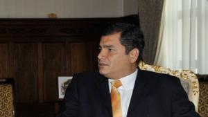 Президент Эквадора сравнил израильские действия в Газе с нацизмом