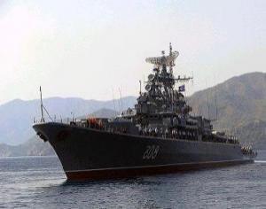 Россия разместит боевые корабли в Сирии, Ливии и Йемене