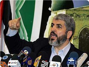 Халед Машааль: Сопротивление победит с очевидной неизбежностью