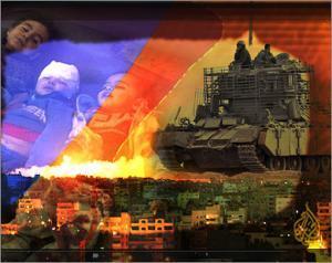 Лучшие сцены войны в Газе глазами палестинского Сопротивления