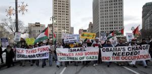 В мире проходят массовые акции протеста против израильской агрессии