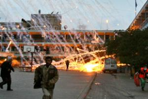 Израильским солдатам суд не страшен?